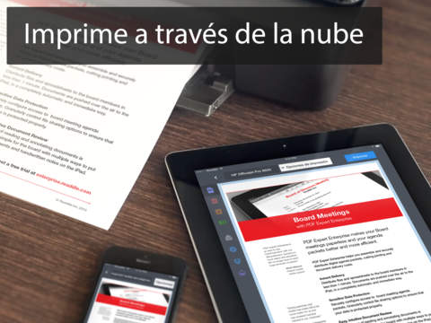 Printer Pro - imprime documentos, e-mails, páginas Web, portapapeles