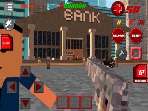 Mission Craft City Survival