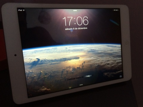 wallpaper iPad tierra diag