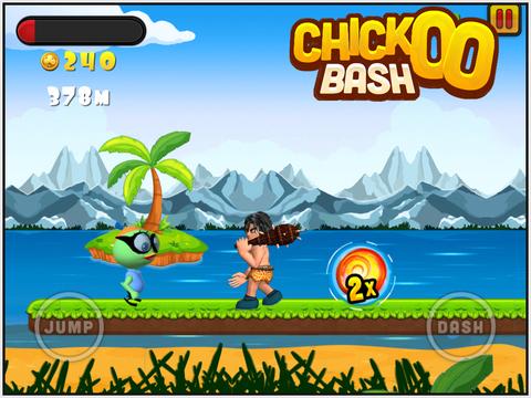 Chickoo Bash