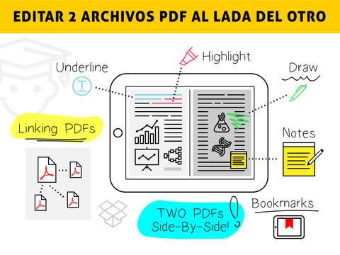 Easy Annotate - Dual PDF Editor