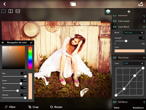 FDesign - Design Your Own Photo Effects With Layers