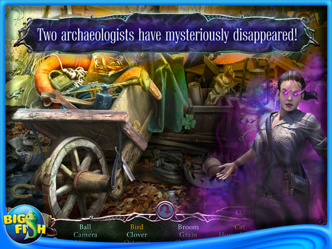 Mystery of the Ancients- Curse of the Black Water HD - A Hidden Object Adventure (Full)