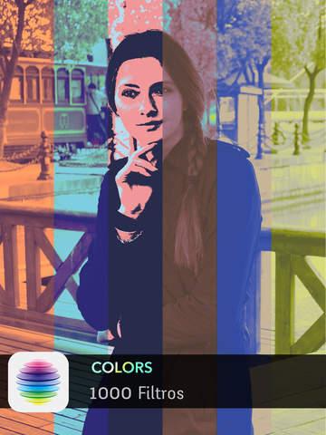 Colors - 1000 Filtros en una Cámara a Todo Color