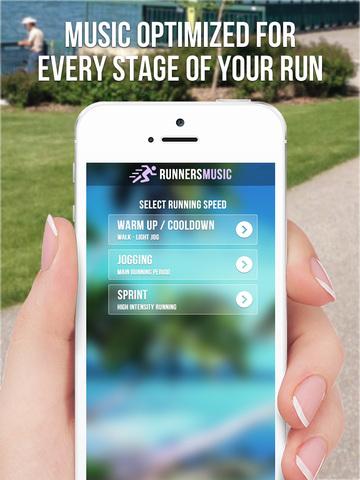 Running Music Trainer