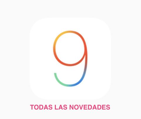 iOS 9 NOVEDAES