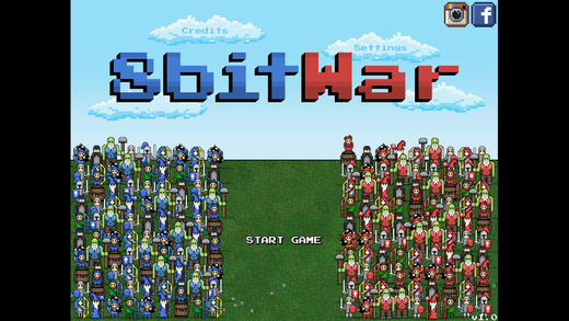 8bitWar- Origins