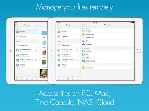 Remote Media Manager Pro