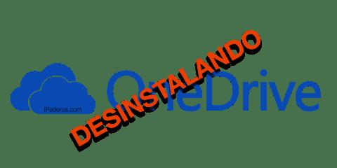 OneDrive desinstalando