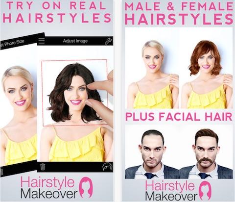 Hairstyle Makeover Premium