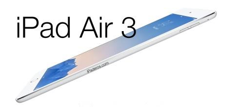 iPad Air 3b