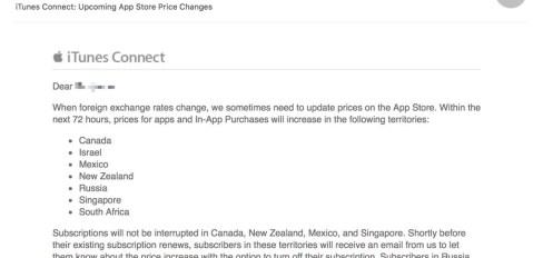 precio apps mexico