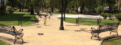 Reglas para no perder niños en el parque copia