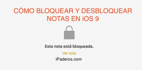 Notas Touch ID 0