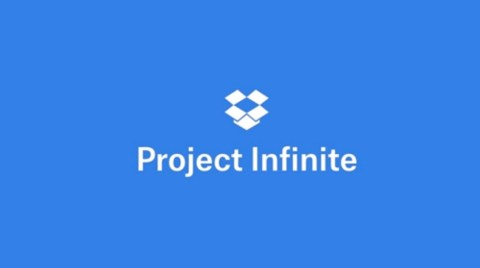 dropbox project infinite