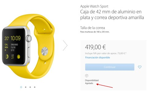 applewatchsportagotado