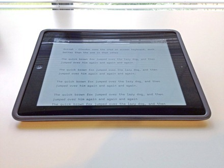 iPad Smart Case Typing Stand