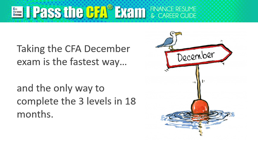 How to Become a CFA in 2018 My Awesome Complete Guide - cfa candidate resume