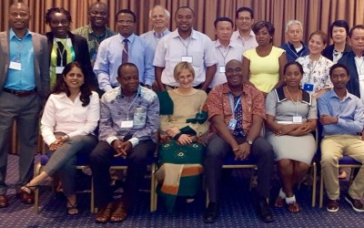 Dr.Vijayashree Yellappa,Faculty at IPH attended meeting for WHO-TDR at Accra Ghana, from 12-16 October 2015