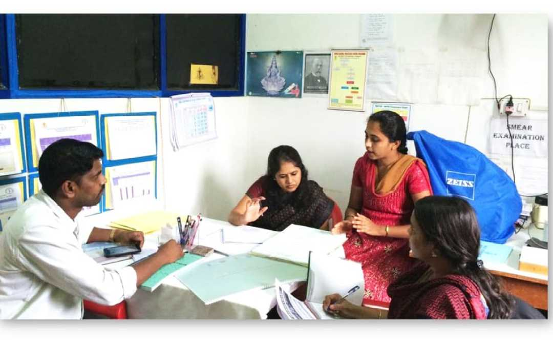 Dr Vijayashree Yellappa, faculty at IPH, article is published in the International Journal of TB and Lung Disease