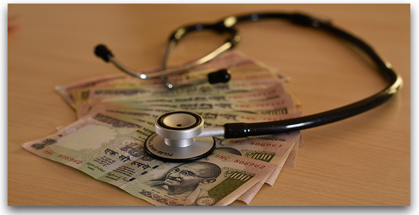 """Why we should invest in health:- article published in """"The Times of India"""""""