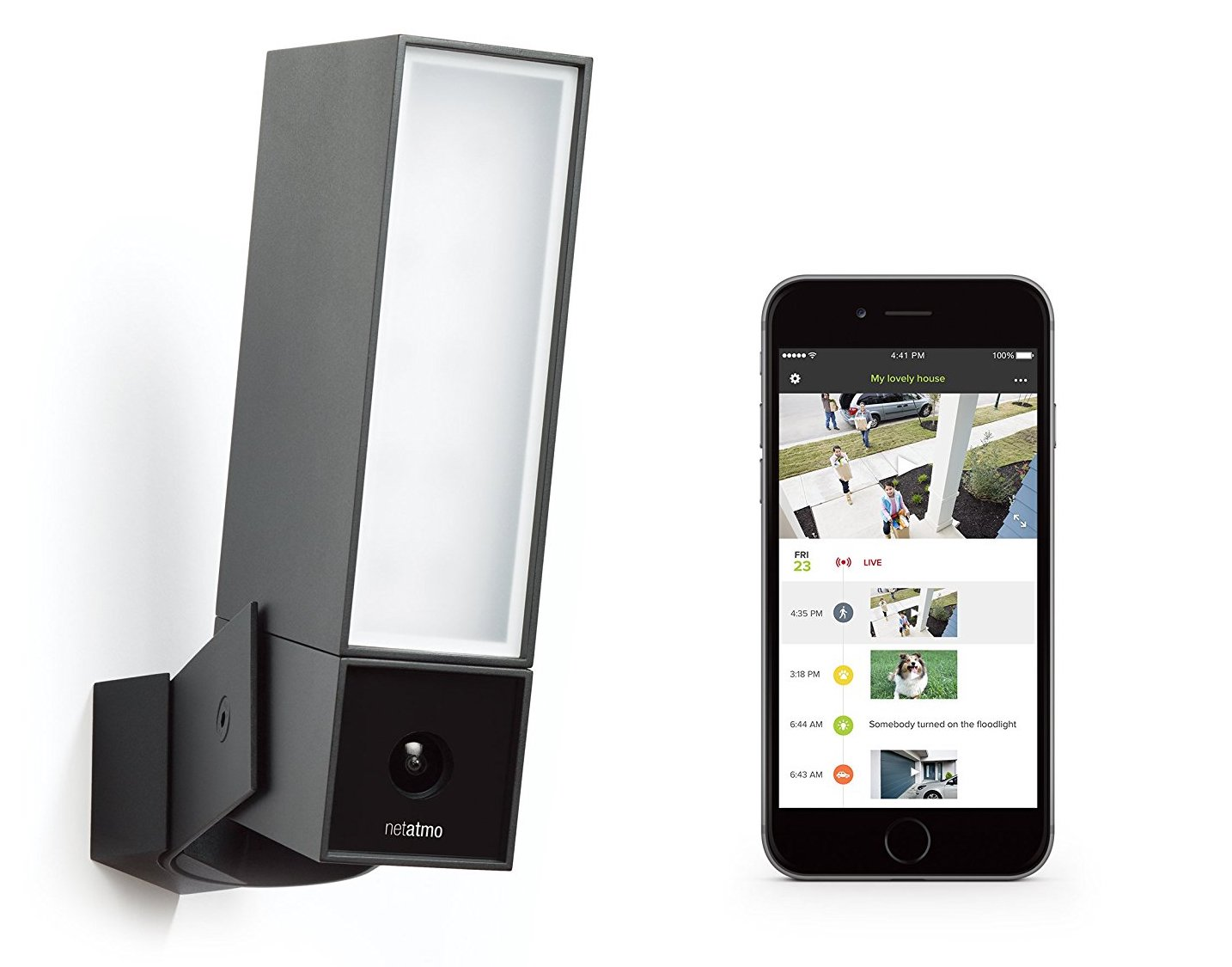 Camera De Surveillance Exterieur Sans Fil Iphone Caméras Homekit Iphone Et Ipad