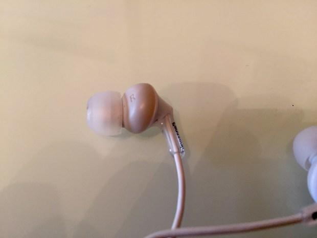 Panasonic RP-HJE120E1K In-Ear-Kopfhörer