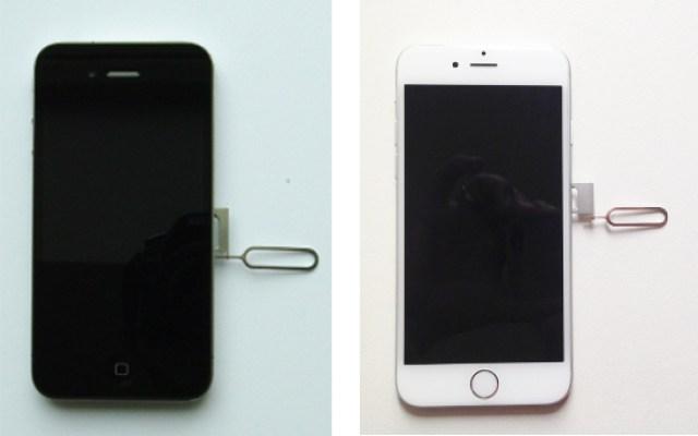 iphone 4 welche sim karte passt
