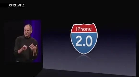 iOSの歴史