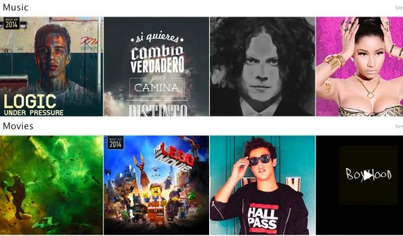 iTunes Tumblr Best of 2014
