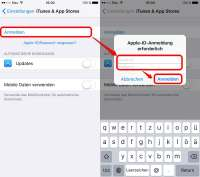Apple ID an eurem iPhone ndern - Kein App Verlust!