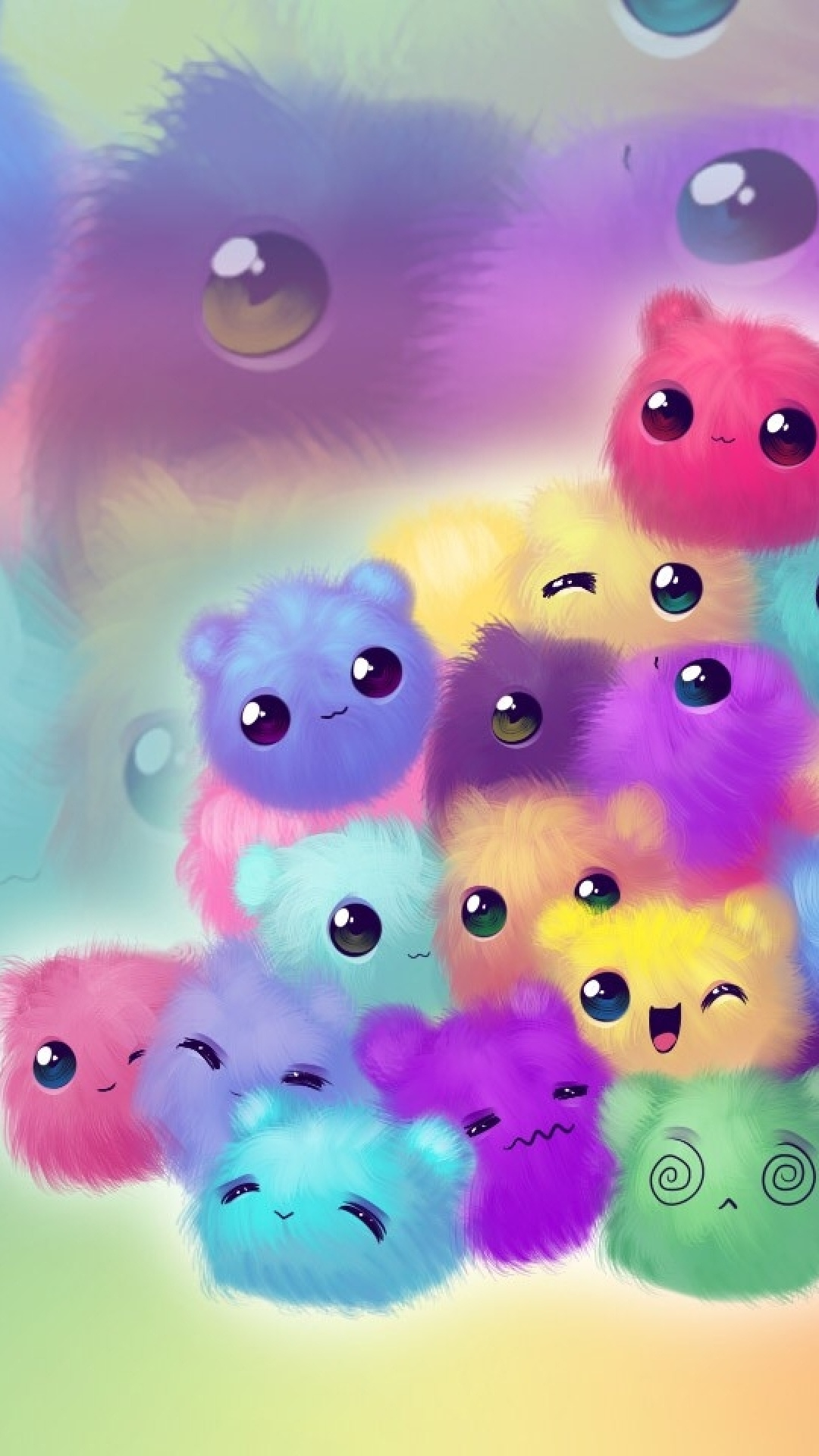 Cute Girly Wallpapers For Android Cute Characters Iphone Wallpaper