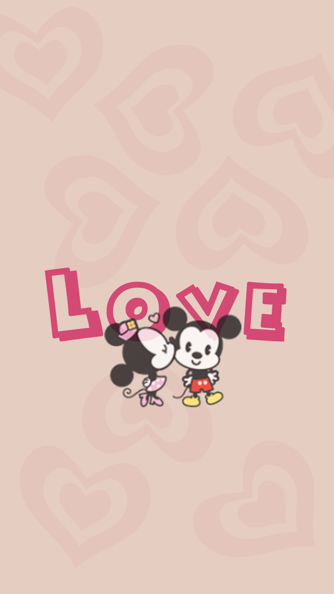 Cute Girly Live Wallpapers For Android Minnie Mouse Iphone Wallpapers Iphone Wallpaper