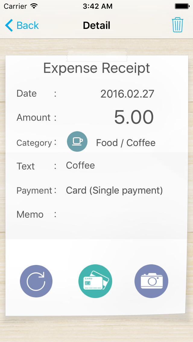 iPhone Giveaway of the Day - Weple Money Pro - Account Book, Home