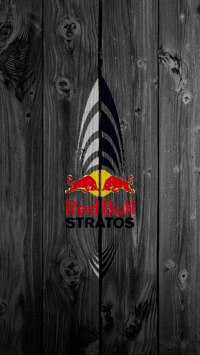 Pitbulls Fall Wallpaper Red Bull Stratos Iphone 5 Addons
