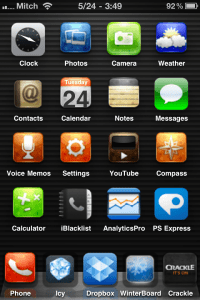 crystal dark 200x300 Top Cydia Themes