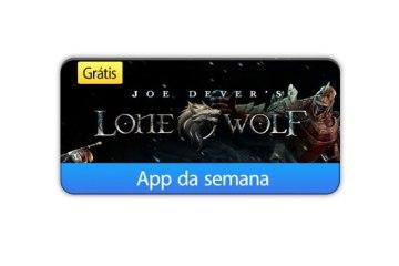 app-da-semana-lone-wolf