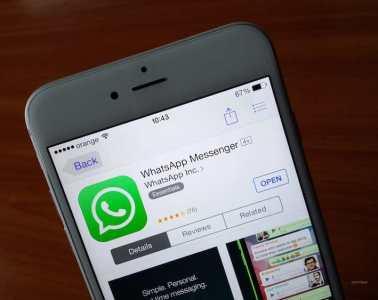 whatsapp iPhone 6
