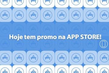 promoção app store apps gratis iphone