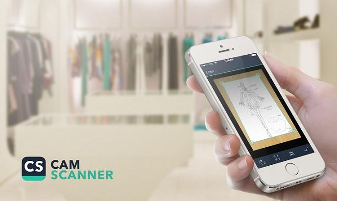 Transforme seu iPhone em um scanner portátil com o CamScanner