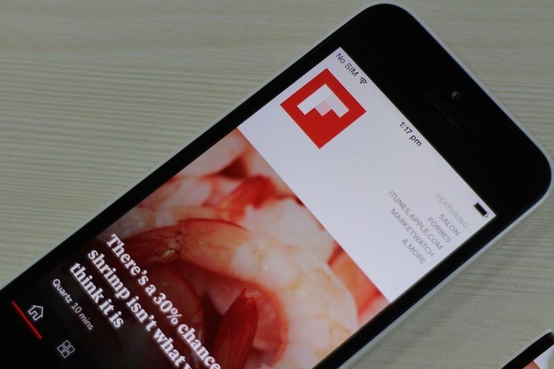 Fique ligado nas principais notícias com o Flipboard