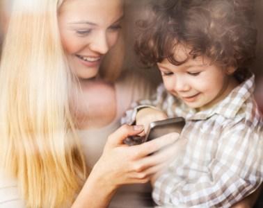dia das mães iphone
