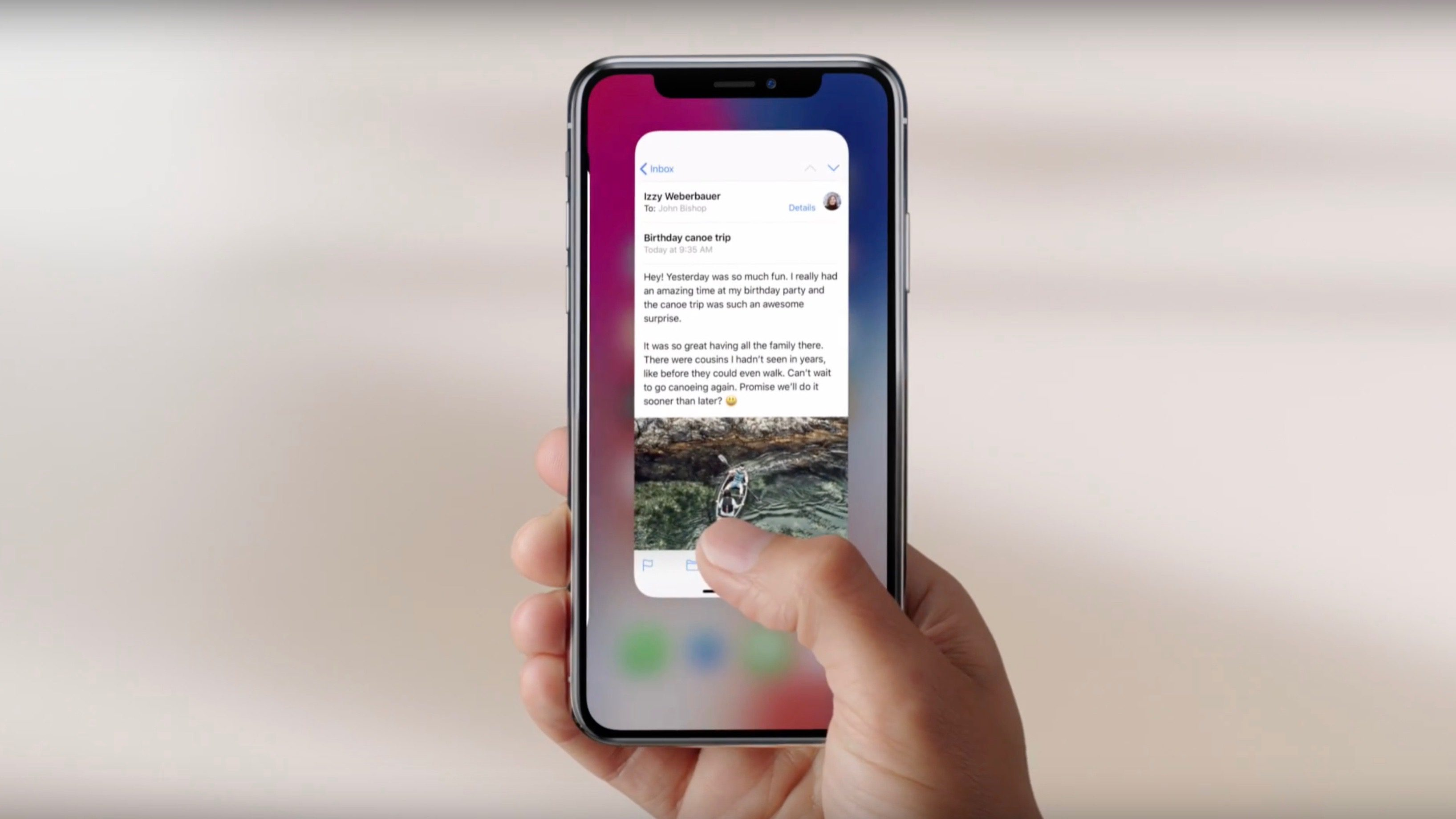 Iphone X Features Apple Releases Iphone X Guided Tour Video To Help Users