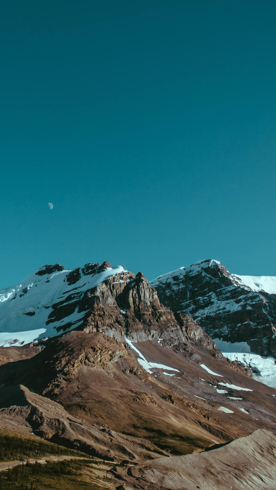 Rocky Wallpaper With Quotes Jasper National Park Rocky Mountains Iphone Wallpaper