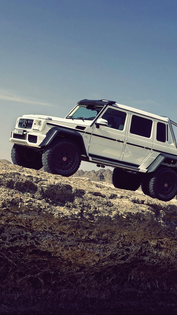 Vintage Wallpaper Quotes The Mercedes Benz G63 Amg 6x6 Iphone Wallpaper Iphone