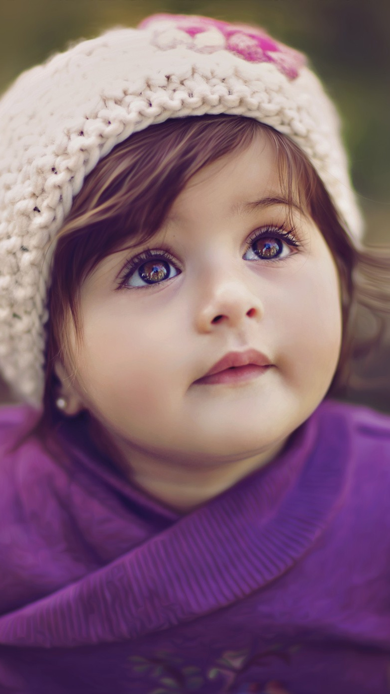Cute Baby Stylish Wallpaper Cute Baby Girl Kids Wallpaper Iphone Wallpaper