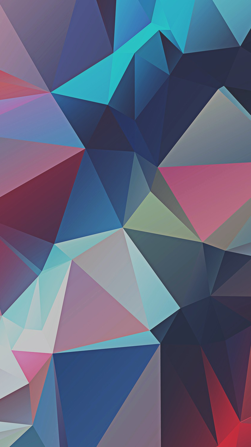 Cool Quotes Wallpapers For Desktop Low Poly Geometric Art Iphone Wallpaper Iphone Wallpapers
