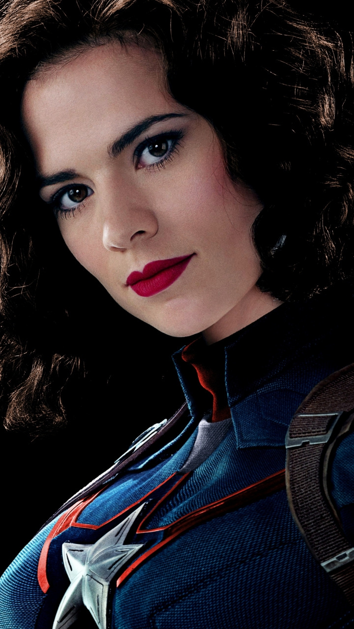 Cute Pink Wallpaper For Phone Peggy Carter Hayley Atwell Captain America Iphone