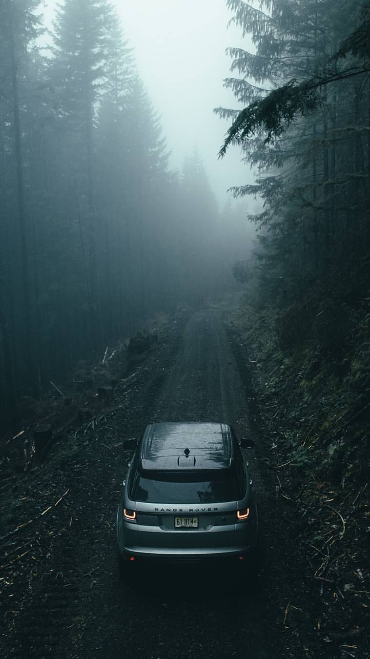 Off Road Cars Hd Wallpapers Range Rover Sport In Forest Iphone Wallpaper Iphone