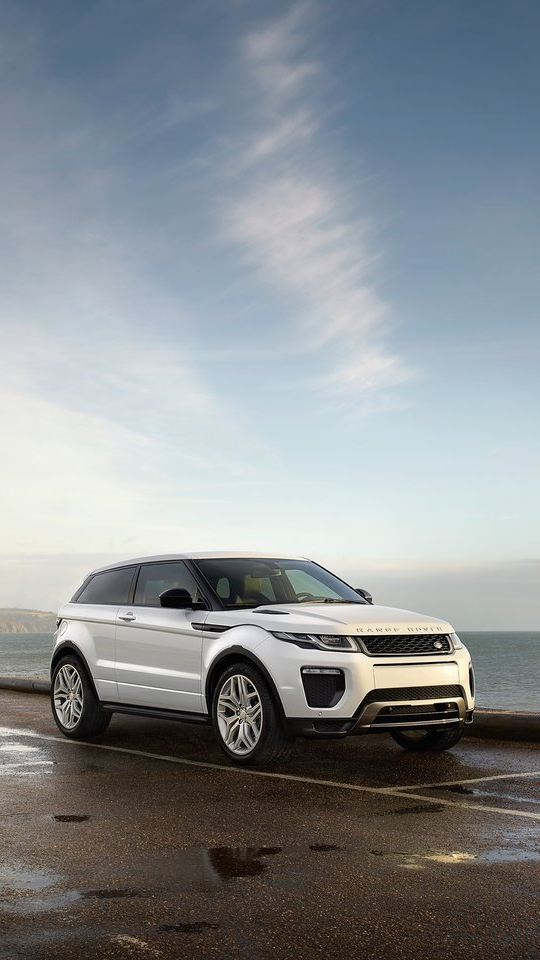 Car Hd Wallpaper For Iphone 6 Land Rover Range Rover Evoque White Iphone Wallpaper